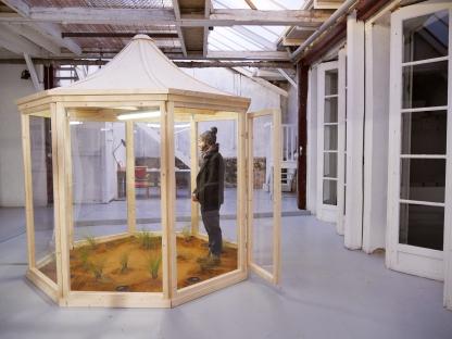 Betcherrygah, Thomas Moulin, Installation, dimensions variables, 2016